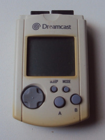 Vmu Para Dreamcast