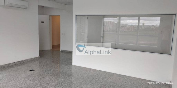 Sala Para Alugar, 46 M² Por R$ 1.500,00/ano - Alphaville Empresarial - Barueri/sp - Sa0209