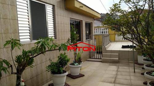 Imagem 1 de 15 de Casa Com 2 Dormitórios À Venda, 140 M² Por R$ 420.000,00 - Cangaíba - São Paulo/sp - Ca0819