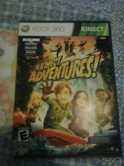Kinect Adventures Novo Com Um Mês De Uso