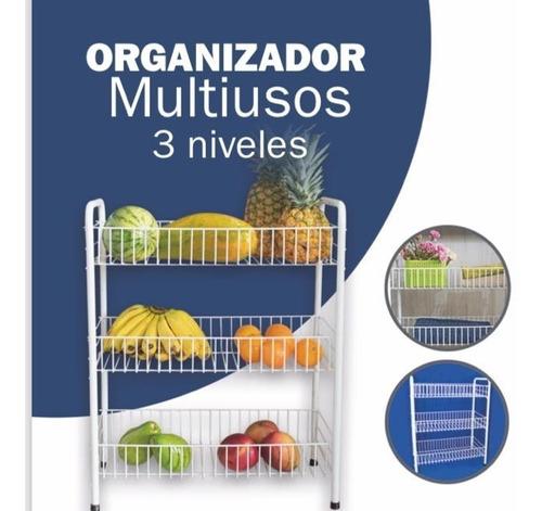Organizador Multiusos 3 Niveles