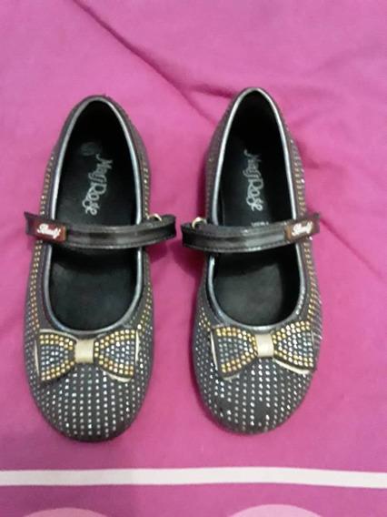 Zapatos Para Niña ,importados Talla 27