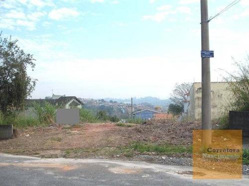 Imagem 1 de 3 de Terreno À Venda, 479 M² Por R$ 191.000,00 - Jardim Terras De Santa Helena - Jacareí/sp - Te0344
