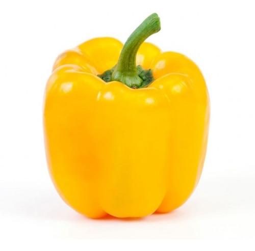 Semilla De Pimentón Cuadrado Amarillo X 2 Gr Huerta Casera