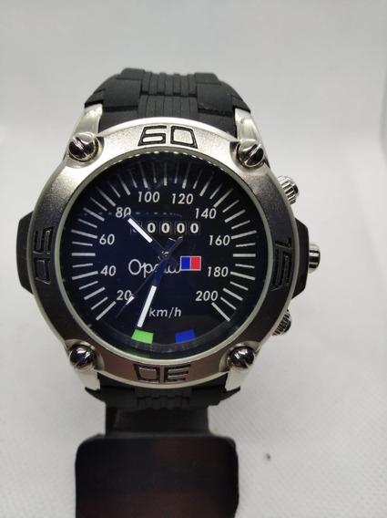 Relógio De Pulso Personalizado Painel Opala 200km - Promoção