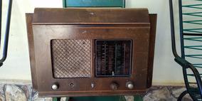 Vitrola, Toca Disco, Rádio Marca: Asa 375 (valvulado)