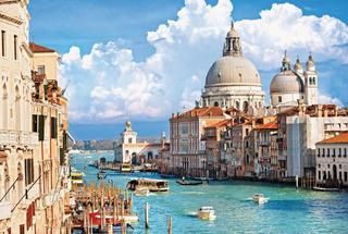 Puzzle Tomax Rompecabeza Gran Canal De Venecia 1000 Piezas