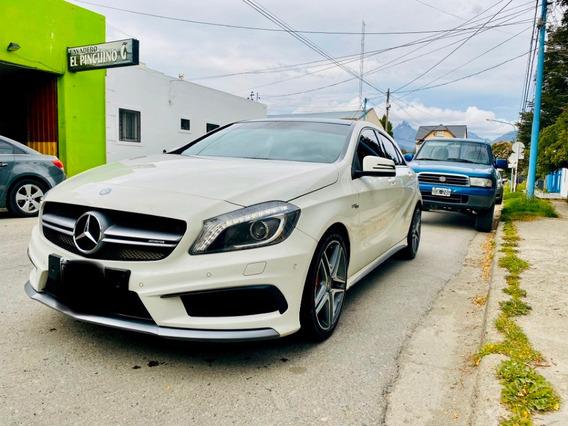 A45 Amg Mercedes 2015