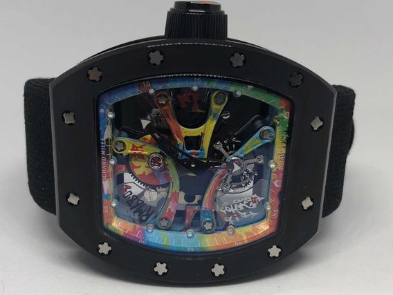 Richard Mille Rm68-01 Cyril Congo Velcro Strap