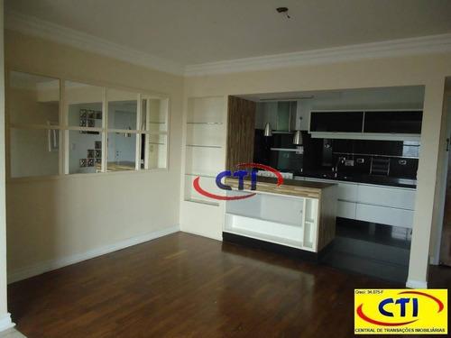 Imagem 1 de 19 de Apartamento À Venda, Jardim Chácara Inglesa, São Bernardo Do Campo - Ap2154. - Ap2154