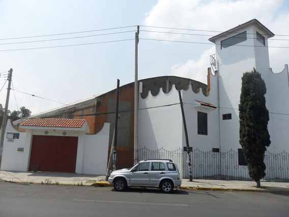 Renta Bodega Industrial En La Bomba Chalco