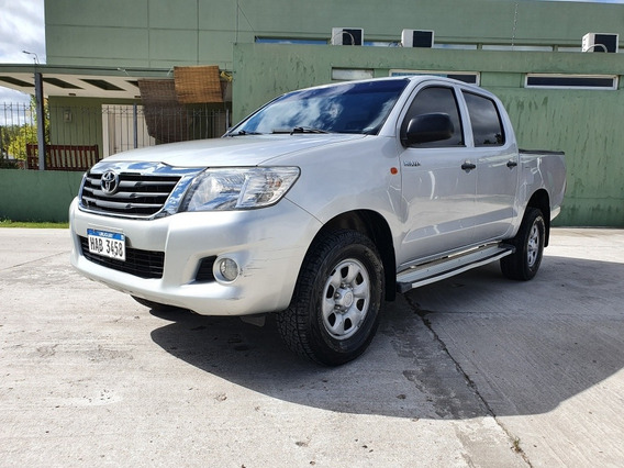 Toyota Hilux Dx 2.7 Nafta