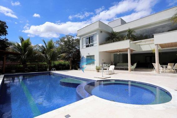 Casa Com 4 Dormitórios Para Alugar, 500 M² Por R$ 14.000/mês - Ca0035
