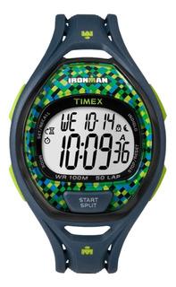 Reloj Deportivo Timex Ironman Sleek Tw5m07800 Regalo Navidad