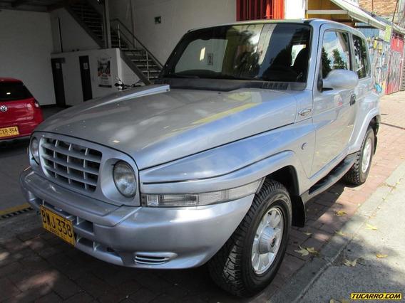 Ssangyong Korando Diesel Autom 4x4j