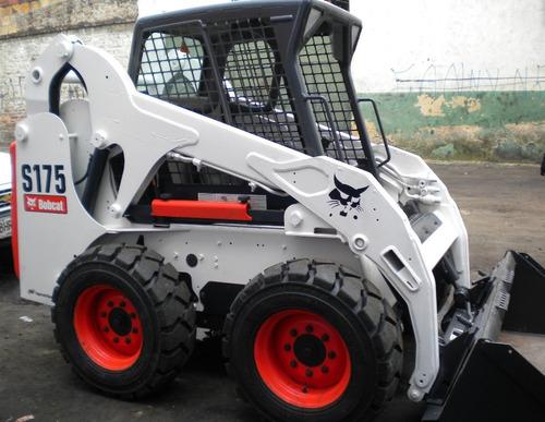 Minicargador Bobcat S175 2011