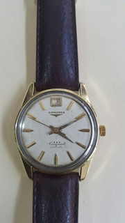 Reloj Longine Conquest Automatico