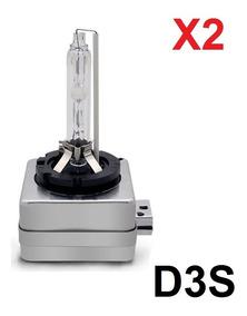 Kit 2 Lampada Xenon D3s 4300k Ou 6000k Atacado