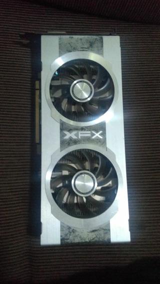 Placa De Video Radeon Xfx R7870, Com Defeito