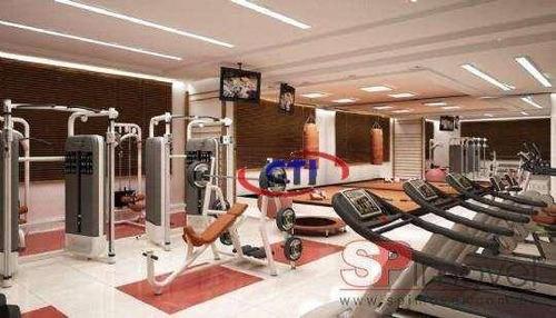 Kitnet Com 1 Dormitório À Venda, 42 M² Por R$ 336.000,00 - Rudge Ramos - São Bernardo Do Campo/sp - Kn0003