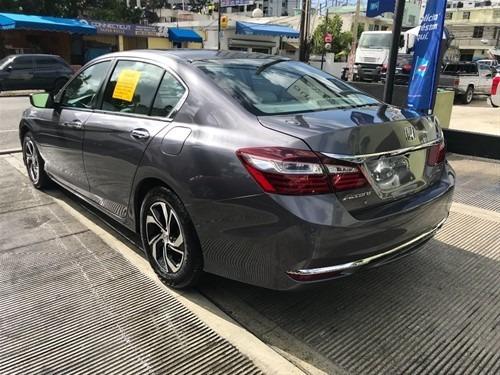 Honda Accord Americano 4cilindro
