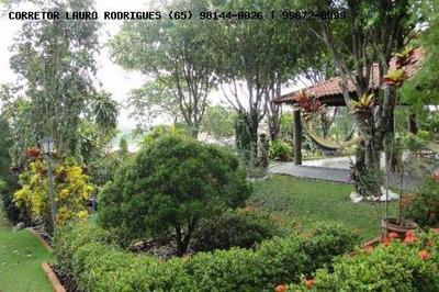 Casa Em Condomínio Para Venda Em Chapada Dos Guimarães, Zona Rural, 3 Dormitórios, 1 Suíte, 2 Banheiros, 4 Vagas - 415707