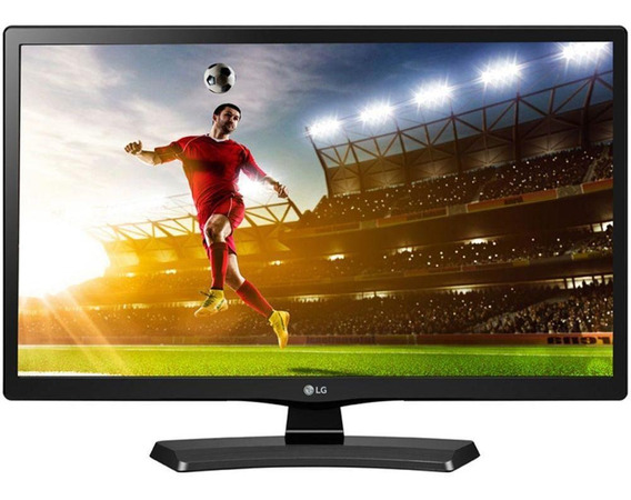 Tv Monitor Lg 20mt48df-ps Lcd Led Tela 19.5 Hdmi Usb