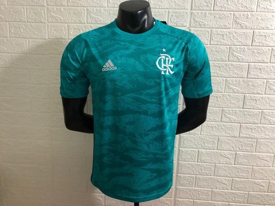 Camisa adidas Flamengo Goleiro 2019/20