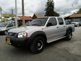 Nissan D22 Frontier 2010 Dc Gasolina 4*2 Full