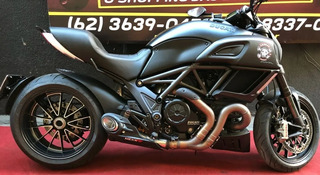Ponteira Esportivo Ducati Diavel Taylor Made Mexx Cod.302