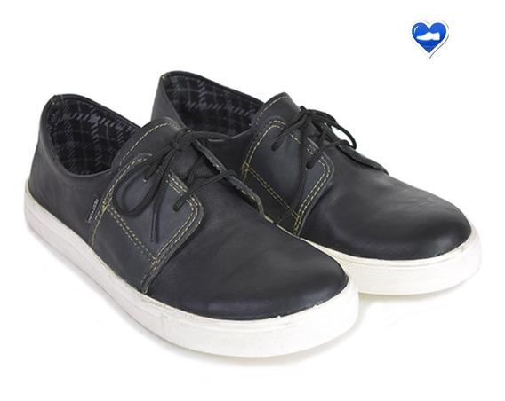 Mocasin Urbana De Hombre Modelo Nautico De Shoes Bayres