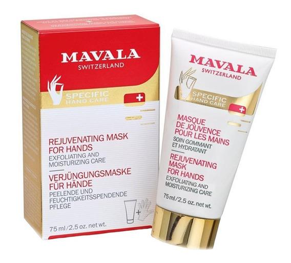 Rejuvesnecedor Para Mãos Mavala Rejuvenating Mask For Hands 75ml