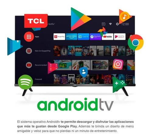 Imagen 1 de 3 de Smart Tv Tcl S60a Series L32s60a Led Hd 32  100v/240v