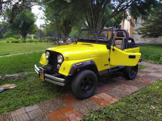 Jeep Cj Cj