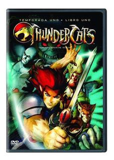 Thundercats 2011 Paquete Serie Completa Libro 1 2 3 Dvd