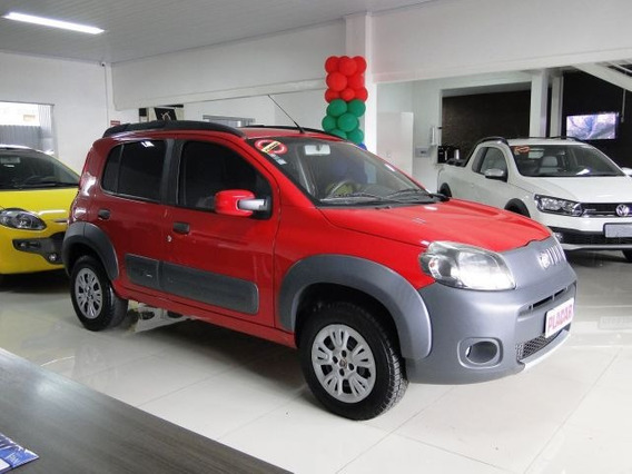 Fiat Uno Way 1.0 8v Flex, Jib0831