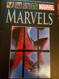 Colección Marvel Salvat - Libros Varios