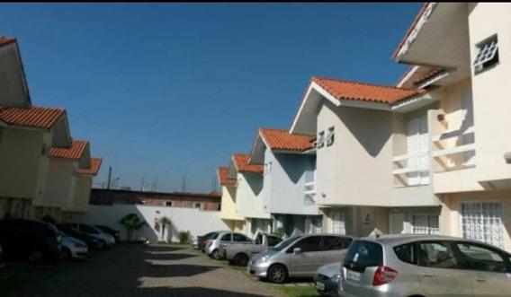 Sobrado Em Condomínio 83m2 Vila Ema