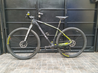 Bicicleta Colner Helicon Carbono 29 Talle M Impecable