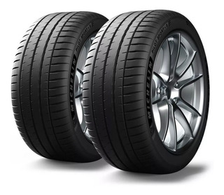Kit X2 Neumáticos Michelin 265/35 Zr19 Xl 98(y) Pilot Sport