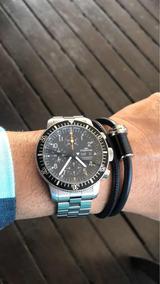 Relógio Fortis B42 Cosmonaut Chrono Official Original