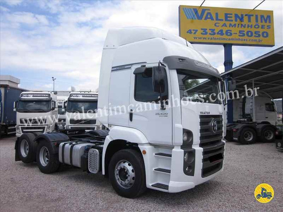 Vw 25-420 Constellation V-tronic Trucado 6x2 - 2016