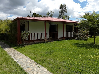 Linda Casa Campestre Pavas-la Cumbre