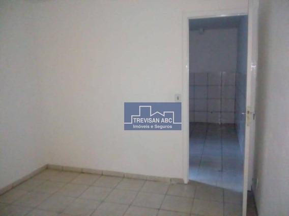 Casa Com 1 Dormitório Para Alugar, 60 M² Por R$ 700,00 - Independência - São Bernardo Do Campo/sp - Ca0147