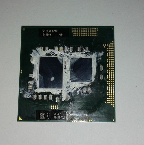Processador Core I5 480m Notebook 1º Geração 2.66ghz 3 Mb