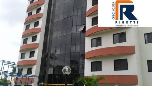 01644 -  Apartamento 3 Dorms. (1 Suíte), Jardim Augusta - São José Dos Campos/sp - 1644
