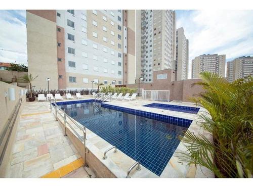 Apartamento Com 2 Dormitórios À Venda, 40 M² Por R$ 199.000 - Cidade Satélite Santa Bárbara - São Paulo/sp - 14036