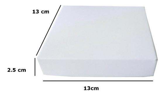 1 Caja Para Regalo Blanca #1