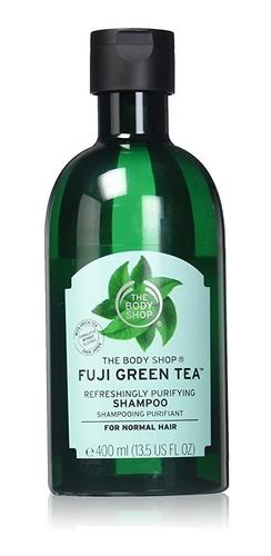 The Body Shop - Shampoo - Fuji Green Tea (chá Verde)