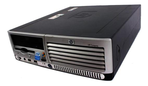 Cpu Hp Compaq Dc5100 Pentium 4 2gb Ddr2 160gb Hd